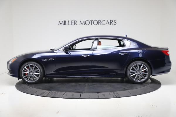New 2020 Maserati Quattroporte S Q4 GranLusso for sale $117,935 at Maserati of Greenwich in Greenwich CT 06830 3
