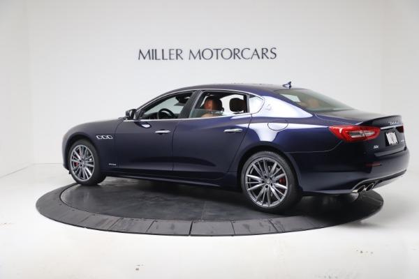 New 2020 Maserati Quattroporte S Q4 GranLusso for sale $117,935 at Maserati of Greenwich in Greenwich CT 06830 4