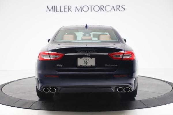 New 2020 Maserati Quattroporte S Q4 GranLusso for sale $117,935 at Maserati of Greenwich in Greenwich CT 06830 6