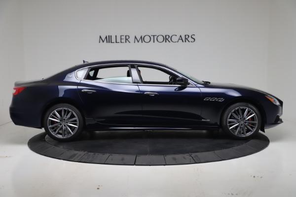 New 2020 Maserati Quattroporte S Q4 GranLusso for sale $117,935 at Maserati of Greenwich in Greenwich CT 06830 9