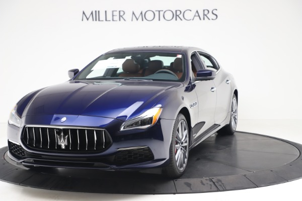 New 2020 Maserati Quattroporte S Q4 GranLusso for sale $117,935 at Maserati of Greenwich in Greenwich CT 06830 1