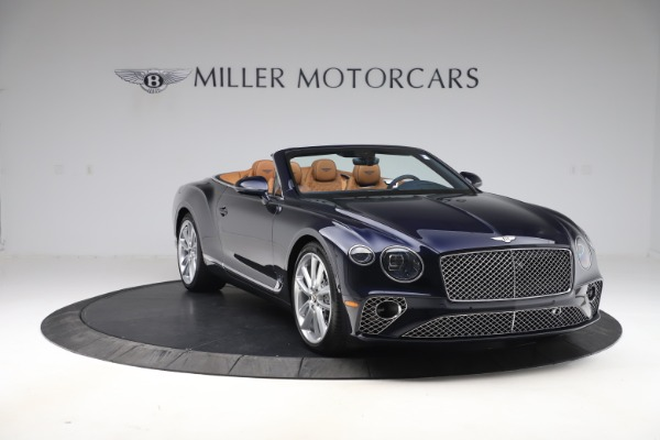 New 2020 Bentley Continental GTC W12 for sale $292,575 at Maserati of Greenwich in Greenwich CT 06830 11