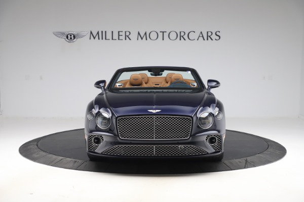 New 2020 Bentley Continental GTC W12 for sale $292,575 at Maserati of Greenwich in Greenwich CT 06830 12
