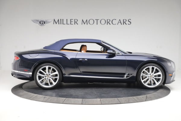 New 2020 Bentley Continental GTC W12 for sale $292,575 at Maserati of Greenwich in Greenwich CT 06830 18