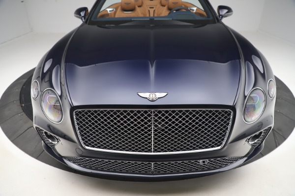 New 2020 Bentley Continental GTC W12 for sale $292,575 at Maserati of Greenwich in Greenwich CT 06830 19