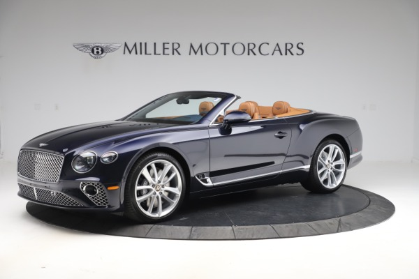 New 2020 Bentley Continental GTC W12 for sale $292,575 at Maserati of Greenwich in Greenwich CT 06830 2