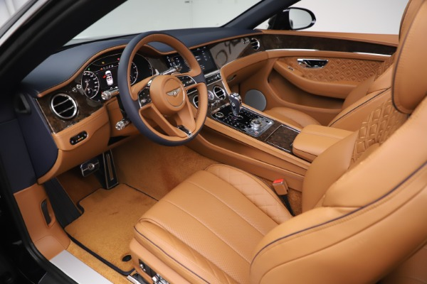 New 2020 Bentley Continental GTC W12 for sale $292,575 at Maserati of Greenwich in Greenwich CT 06830 24