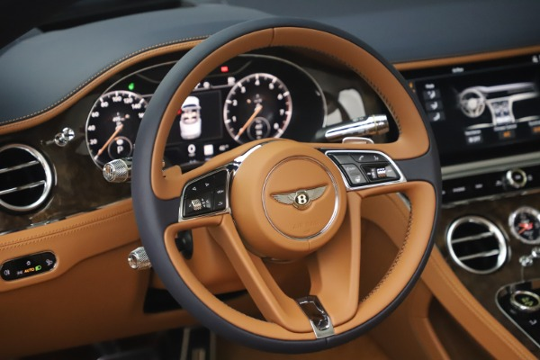 New 2020 Bentley Continental GTC W12 for sale $292,575 at Maserati of Greenwich in Greenwich CT 06830 27