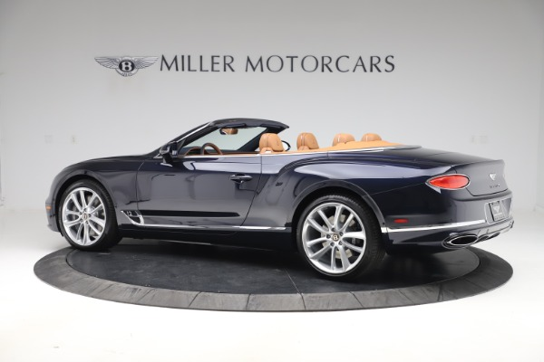 New 2020 Bentley Continental GTC W12 for sale $292,575 at Maserati of Greenwich in Greenwich CT 06830 4