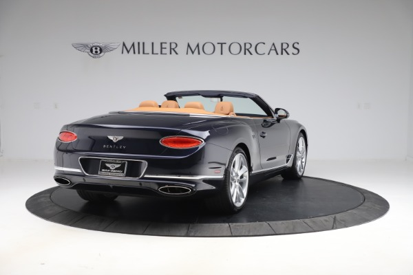 New 2020 Bentley Continental GTC W12 for sale $292,575 at Maserati of Greenwich in Greenwich CT 06830 7
