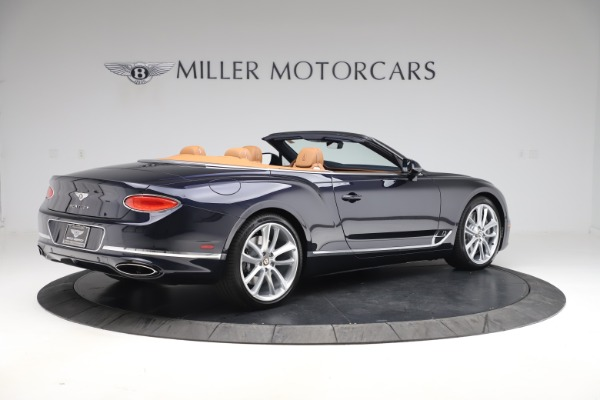 New 2020 Bentley Continental GTC W12 for sale $292,575 at Maserati of Greenwich in Greenwich CT 06830 8