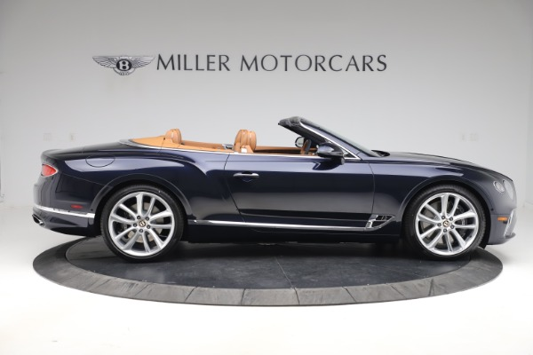 New 2020 Bentley Continental GTC W12 for sale $292,575 at Maserati of Greenwich in Greenwich CT 06830 9
