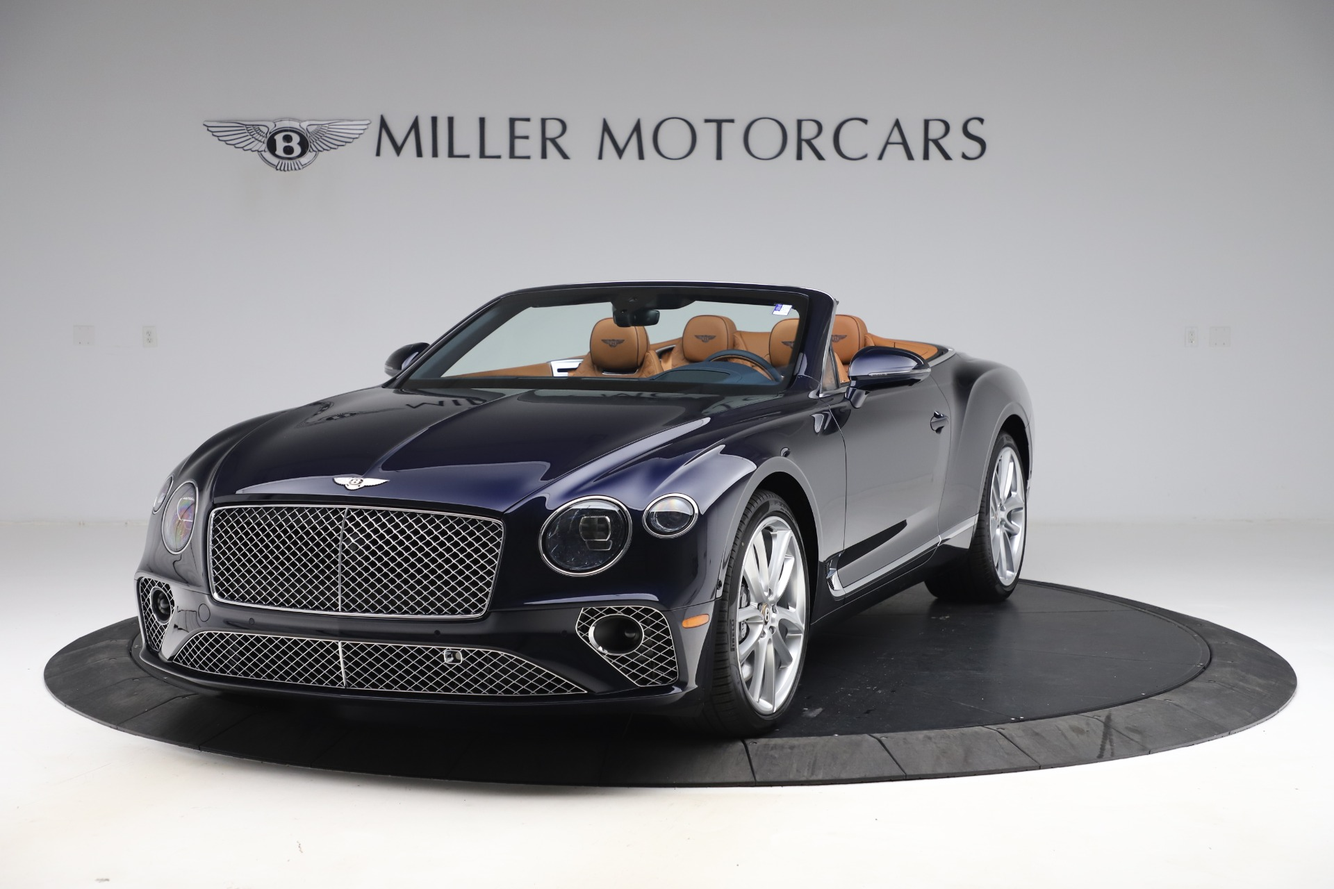 New 2020 Bentley Continental GTC W12 for sale $292,575 at Maserati of Greenwich in Greenwich CT 06830 1