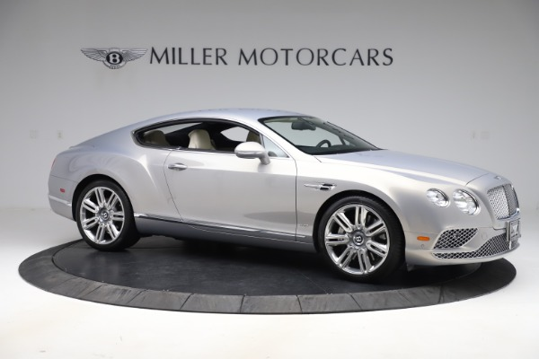New 2016 Bentley Continental GT W12 for sale $128,900 at Maserati of Greenwich in Greenwich CT 06830 10