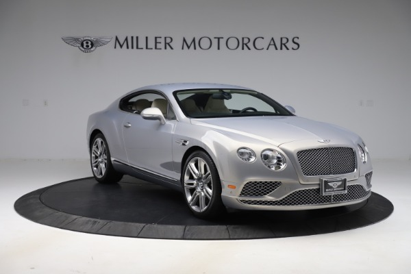 New 2016 Bentley Continental GT W12 for sale $128,900 at Maserati of Greenwich in Greenwich CT 06830 11