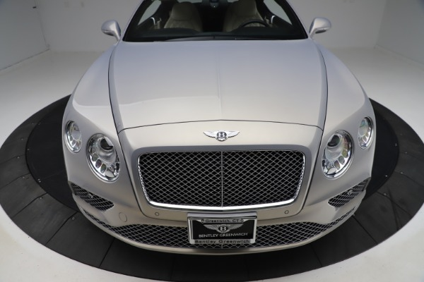 New 2016 Bentley Continental GT W12 for sale $128,900 at Maserati of Greenwich in Greenwich CT 06830 13