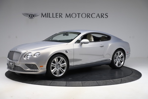 New 2016 Bentley Continental GT W12 for sale $128,900 at Maserati of Greenwich in Greenwich CT 06830 2