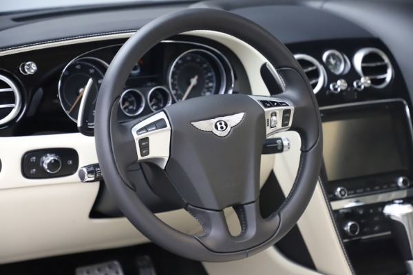 New 2016 Bentley Continental GT W12 for sale $128,900 at Maserati of Greenwich in Greenwich CT 06830 22
