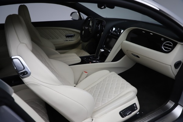 New 2016 Bentley Continental GT W12 for sale $128,900 at Maserati of Greenwich in Greenwich CT 06830 24