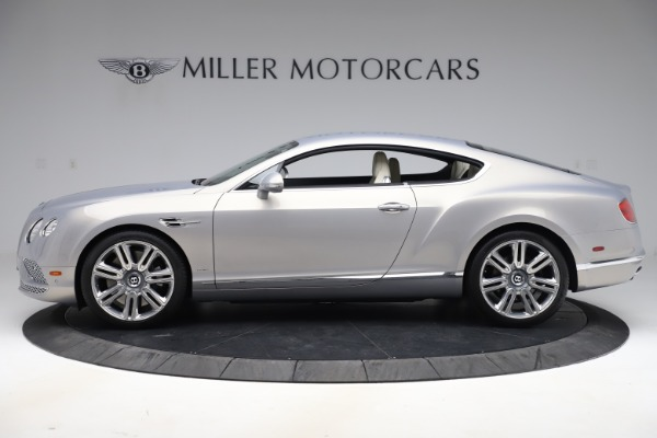 New 2016 Bentley Continental GT W12 for sale $128,900 at Maserati of Greenwich in Greenwich CT 06830 3