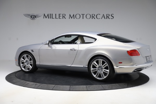 New 2016 Bentley Continental GT W12 for sale $128,900 at Maserati of Greenwich in Greenwich CT 06830 4