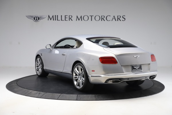 New 2016 Bentley Continental GT W12 for sale $128,900 at Maserati of Greenwich in Greenwich CT 06830 5