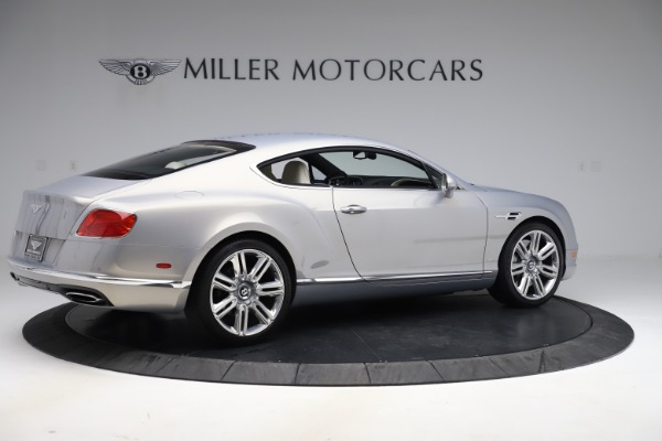 New 2016 Bentley Continental GT W12 for sale $128,900 at Maserati of Greenwich in Greenwich CT 06830 8