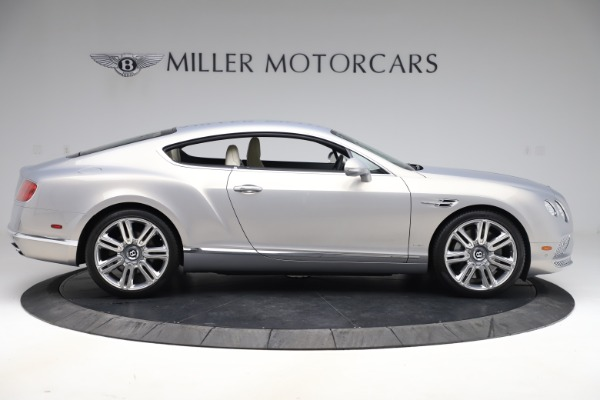 New 2016 Bentley Continental GT W12 for sale $128,900 at Maserati of Greenwich in Greenwich CT 06830 9