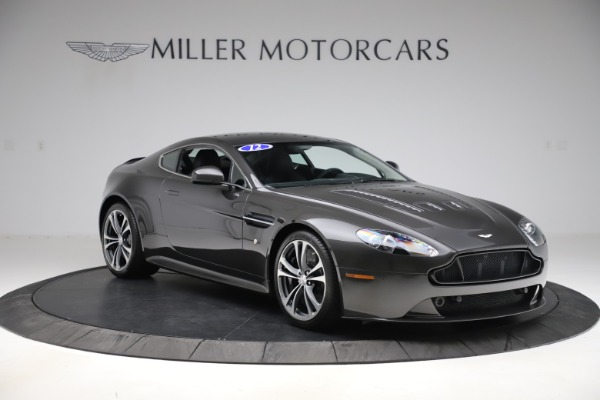Used 2012 Aston Martin V12 Vantage Coupe for sale $115,900 at Maserati of Greenwich in Greenwich CT 06830 10