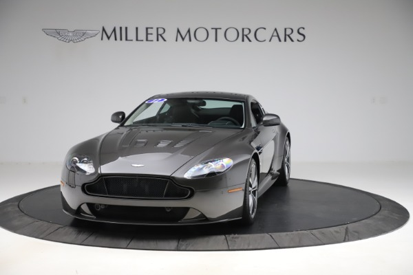 Used 2012 Aston Martin V12 Vantage Coupe for sale $115,900 at Maserati of Greenwich in Greenwich CT 06830 12