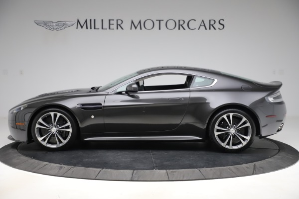 Used 2012 Aston Martin V12 Vantage Coupe for sale $115,900 at Maserati of Greenwich in Greenwich CT 06830 2