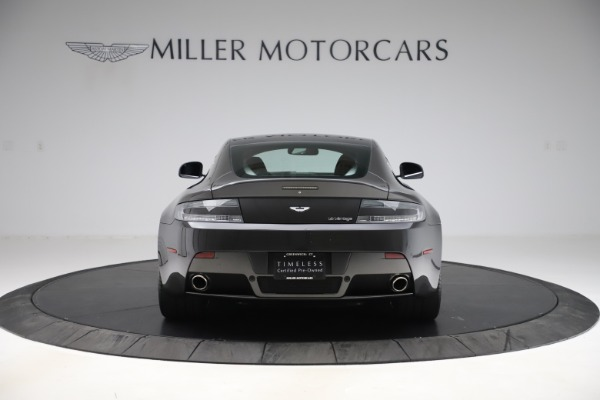 Used 2012 Aston Martin V12 Vantage Coupe for sale $115,900 at Maserati of Greenwich in Greenwich CT 06830 5