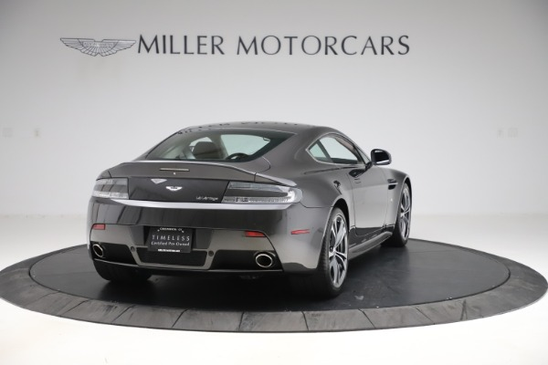 Used 2012 Aston Martin V12 Vantage Coupe for sale $115,900 at Maserati of Greenwich in Greenwich CT 06830 6