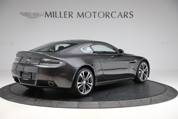 Used 2012 Aston Martin V12 Vantage Coupe for sale $115,900 at Maserati of Greenwich in Greenwich CT 06830 7