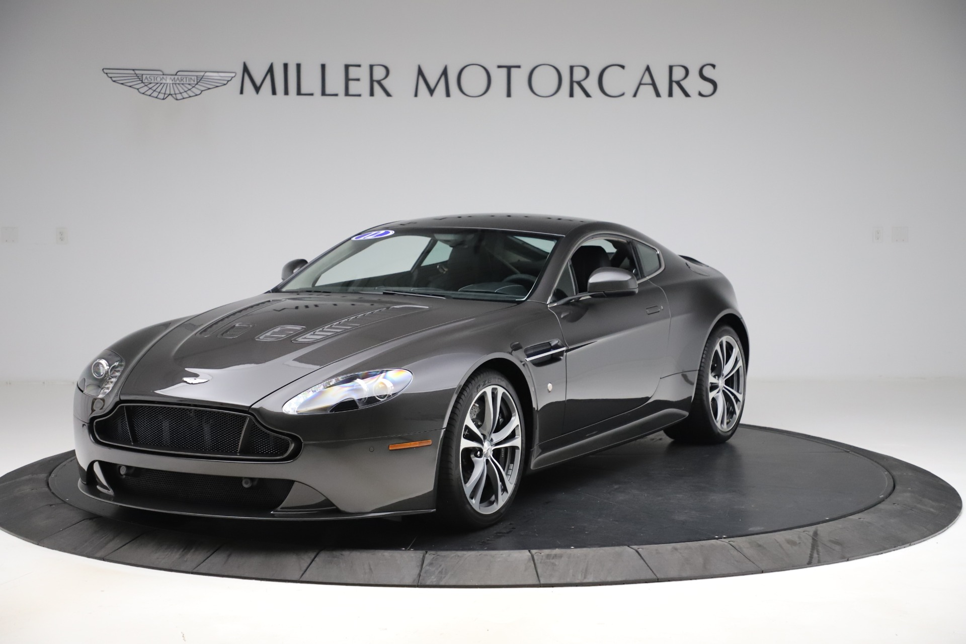 Used 2012 Aston Martin V12 Vantage Coupe for sale $115,900 at Maserati of Greenwich in Greenwich CT 06830 1