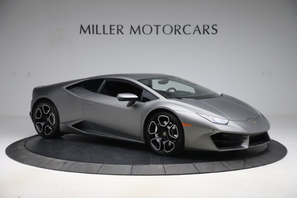 Used 2017 Lamborghini Huracan LP 580-2 for sale Sold at Maserati of Greenwich in Greenwich CT 06830 10