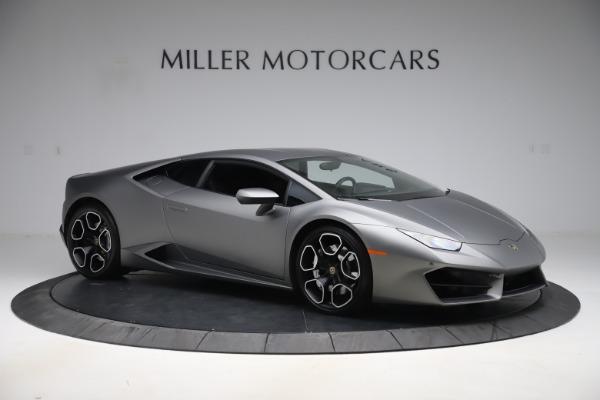 Used 2017 Lamborghini Huracan LP 580-2 for sale $179,900 at Maserati of Greenwich in Greenwich CT 06830 10