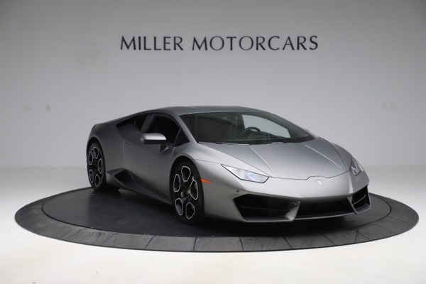 Used 2017 Lamborghini Huracan LP 580-2 for sale Sold at Maserati of Greenwich in Greenwich CT 06830 11