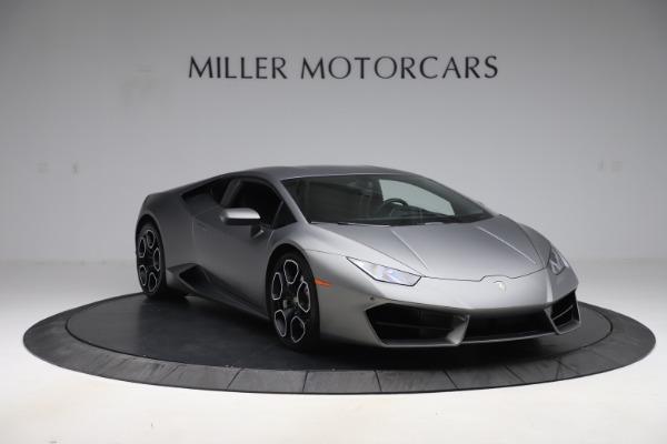 Used 2017 Lamborghini Huracan LP 580-2 for sale $179,900 at Maserati of Greenwich in Greenwich CT 06830 11
