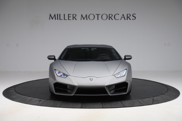 Used 2017 Lamborghini Huracan LP 580-2 for sale Sold at Maserati of Greenwich in Greenwich CT 06830 12