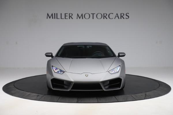 Used 2017 Lamborghini Huracan LP 580-2 for sale $179,900 at Maserati of Greenwich in Greenwich CT 06830 12