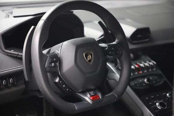 Used 2017 Lamborghini Huracan LP 580-2 for sale $179,900 at Maserati of Greenwich in Greenwich CT 06830 15