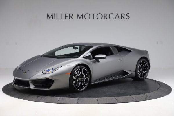 Used 2017 Lamborghini Huracan LP 580-2 for sale Sold at Maserati of Greenwich in Greenwich CT 06830 2