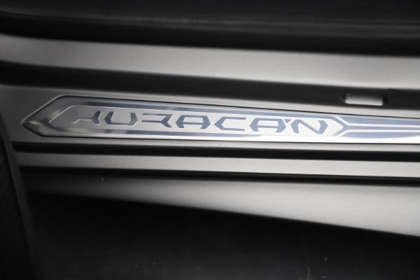 Used 2017 Lamborghini Huracan LP 580-2 for sale $179,900 at Maserati of Greenwich in Greenwich CT 06830 21