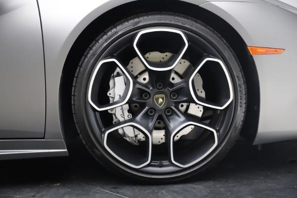 Used 2017 Lamborghini Huracan LP 580-2 for sale $179,900 at Maserati of Greenwich in Greenwich CT 06830 22