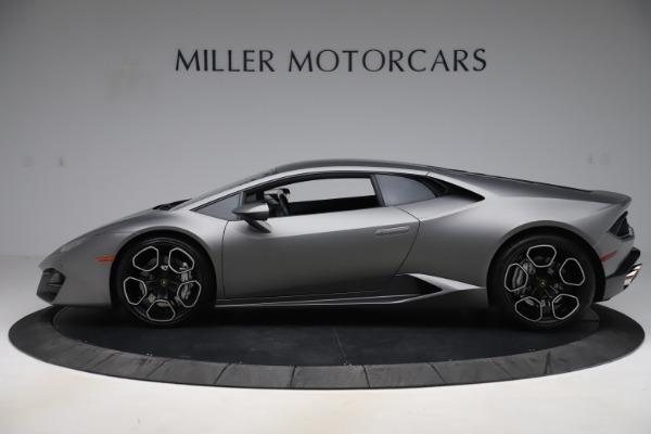 Used 2017 Lamborghini Huracan LP 580-2 for sale $179,900 at Maserati of Greenwich in Greenwich CT 06830 3