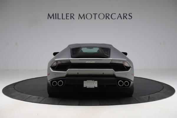 Used 2017 Lamborghini Huracan LP 580-2 for sale $179,900 at Maserati of Greenwich in Greenwich CT 06830 6
