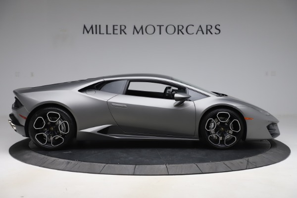 Used 2017 Lamborghini Huracan LP 580-2 for sale Sold at Maserati of Greenwich in Greenwich CT 06830 9