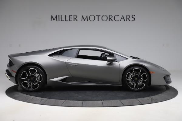 Used 2017 Lamborghini Huracan LP 580-2 for sale $179,900 at Maserati of Greenwich in Greenwich CT 06830 9