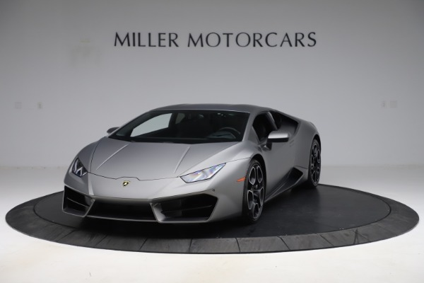 Used 2017 Lamborghini Huracan LP 580-2 for sale Sold at Maserati of Greenwich in Greenwich CT 06830 1